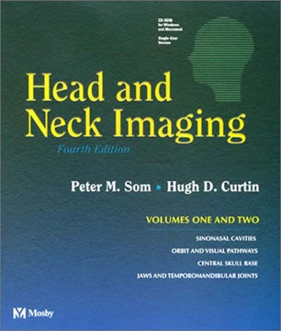 Head and Neck Imaging CD-ROM and Book Package, 4e