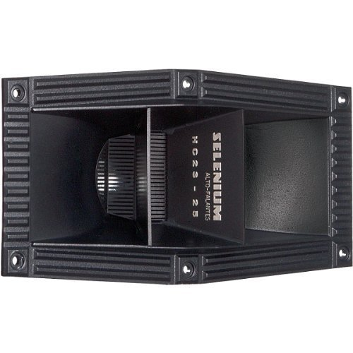 Selenium Car Subwoofers (SELENIUM HC2325 Short Throw Horn)