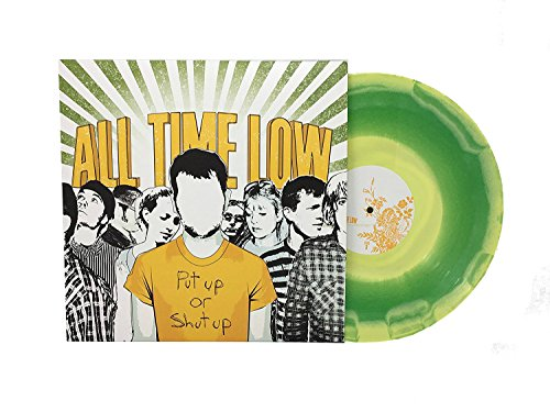 Put Up Or Shut Up (Limited Edition Green and White Swirl Colored Vinyl) (Best Selling Vinyl Records Of All Time)