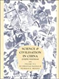 Science and Civilisation in China: Volume 6, Biology and Biological Technology, Part 3, Agro-Industries and Forestry