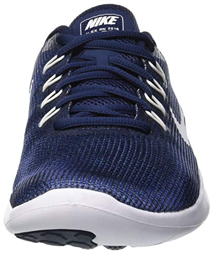 Recall 2018 Blue Navy Midnight Laufschuh White Multicolore Nike Herren Uomo Flex Scarpe 001 Run Running UOxwAqIT