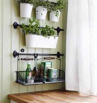 IKEA Acero Condimentos Organizador de Almacenamiento de ...