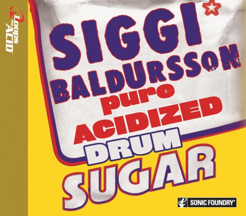 SONIC FOUNDRY Drum Sugar by Sonic Foundry