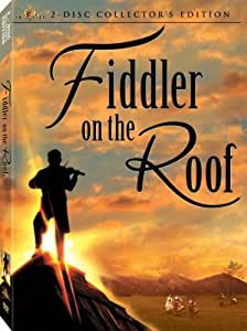 Amazon Com Fiddler On The Roof Collector S Edition