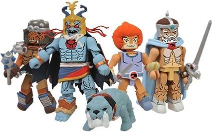 Thundercats Classic Minimates Series 2 Slithe