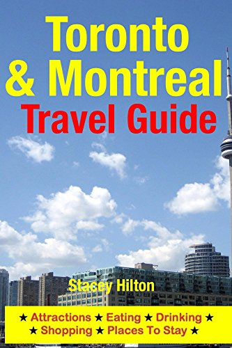 ,,LINK,, Toronto & Montreal Travel Guide: Attractions, Eating, Drinking, Shopping & Places To Stay. ventajas heated signify better requires School 51JG2jAZKgL