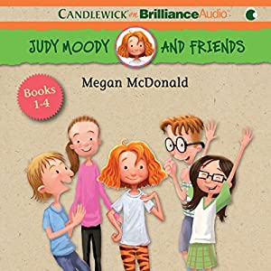 Judy Moody and Friends Collection Audiobook