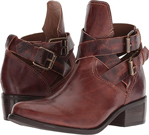 Women's Boot Matisse Ankle Leather Cognac Raider 48nTxg