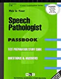 Speech Pathologist, Jack Rudman, 0837307554