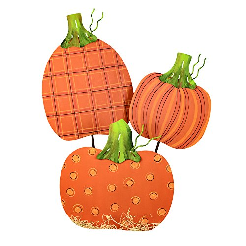 The Round Top Collection Whimsical Pumpkin Trio -