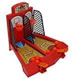 One or Two Player Desktop Basketball Game Classic Arcade Games Basket Ball Shootout Table Top Toy Reviews