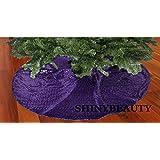 Amazon.com: Purple - Tree Skirts / Seasonal Décor: Home & Kitchen