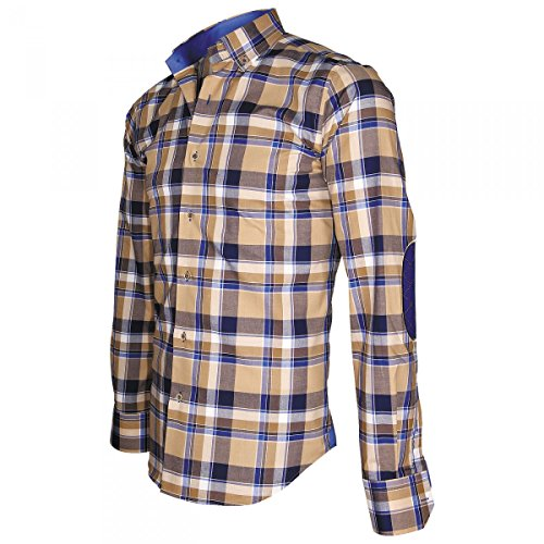 beige Andrew Weekend scozzese Allister Camicia Mc 0RxXSqw