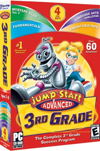 Jumpstart Advanced 3rd Grade V2 0 product image