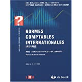 Normes comptables internation.