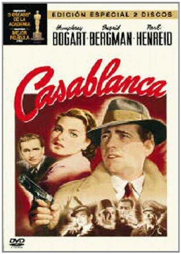 Imagen deCasablanca 60 Aniversario.Ed.E [DVD]