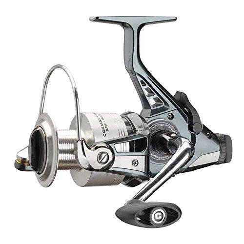 Cormoran Cormaxx-BR 3PiF 4000 – baitrunner fishing reel Review