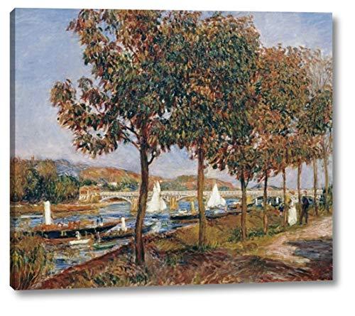 The Bridge at Argenteuil by Pierre-Auguste Renoir - 24