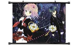 Shugo Chara Anime Fabric Wall Scroll Poster (32 x 24) Inches
