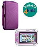 leap pad ultra protective case - Navitech Purple Hard Protective Case Cover For the Leap Pad XDi Ultra Kid's Tablet