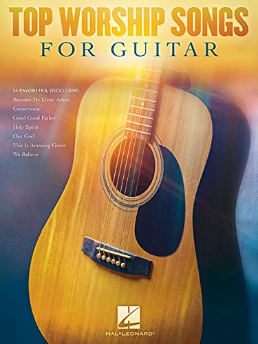 Top Worship Songs for Guitar