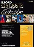 Ilford Galerie Prestige Fine Art SmoothPapier Jet d'encre 200g A4