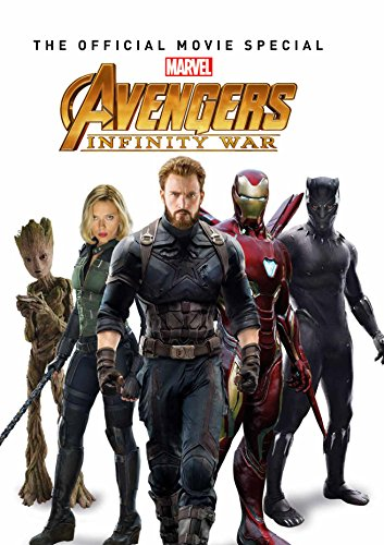Avengers: Infinity War - The Official Movie Special]()