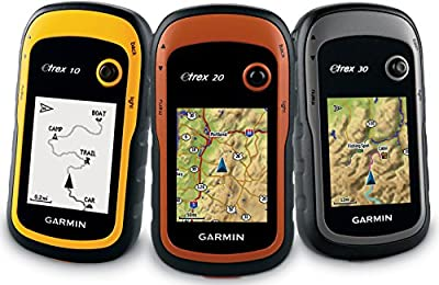 Garmin eTrex Series