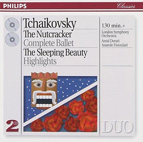 Tchaikovsky: The Nutcracker (complete) / The Sleeping Beauty (highlights) by Antal Dorati (2001-12-21)