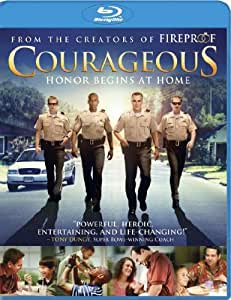 Courageous (+ UltraViolet Digital Copy) [Blu-ray]