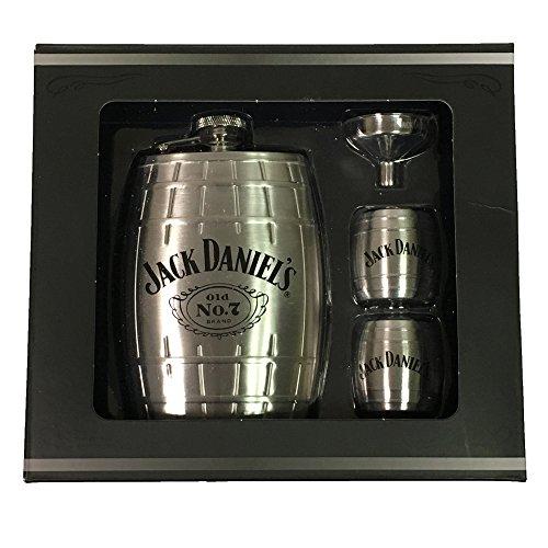 2 Jack Daniels Stainless Steel - 9