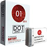 DOT-01 Brand Canon SX720 HS Battery for Canon SX720 HS Camera and Canon XL2 Battery Bundle for Canon NB13L NB-13L