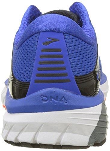 Zapatillas Black Adrenaline de Blue 420 Hombre Orange para 18 Running Brooks GTS Azul vOZnqWqt