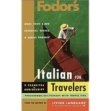 Fodor's Italian for Travelers (Audio Set)