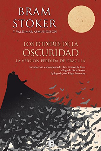 Los poderes de la oscuridad/ Powers of Darkness: The Lost Version of Dracula  [Bram, Stoker - Asmundsson, Valdimar] (Tapa Dura)