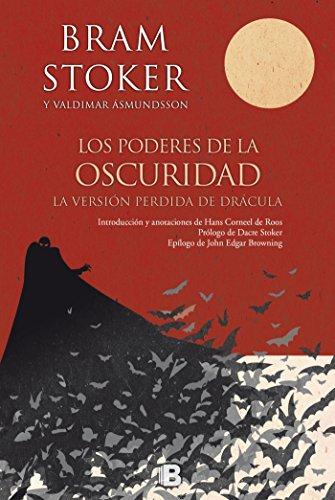 Los poderes de la oscuridad/ Powers of Darkness: The Lost Version of Dracula  [Bram, Stoker - Asmundsson, Valdimar] (Tapa Dura)