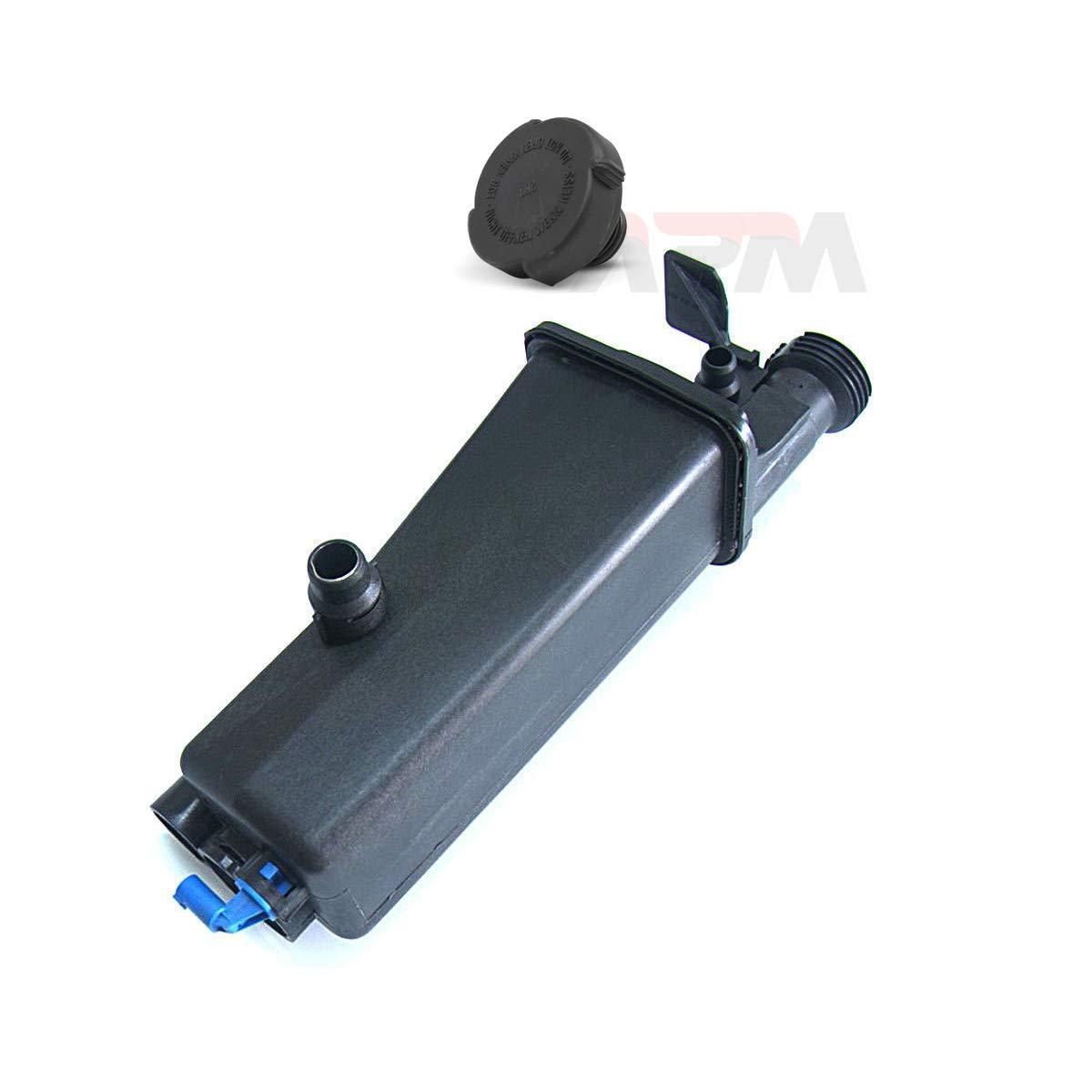 Serbatoio di espansione Serbatoio radiatore Acqua di raffreddamento 3er E46 X3 E83 X5 E53 Z4 E85 1998-2009 17117573781