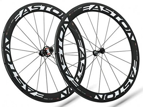 Easton Carbon Wheel - Easton EC90 Aero Carbon Tubular Wheelset Sram