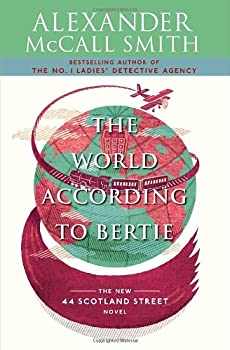 The World According to Bertie 0307387062 Book Cover