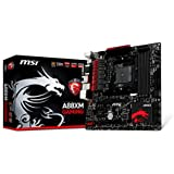 MSI Computer Corp. Micro ATX DDR3 2400 Motherboards A88XM GAMING
