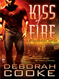 Kiss of Fire: A Dragonfire Novel (Dragonfire series Book 1)