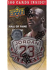 65b0f4ac7fee Michael Jordan Hall of Fame Factory Sealed Box Set-100 Cards including  Awesome 1986 Fleer