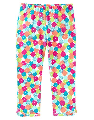 Gymboree Big Girls Favorite Capri Pants  Multi  M