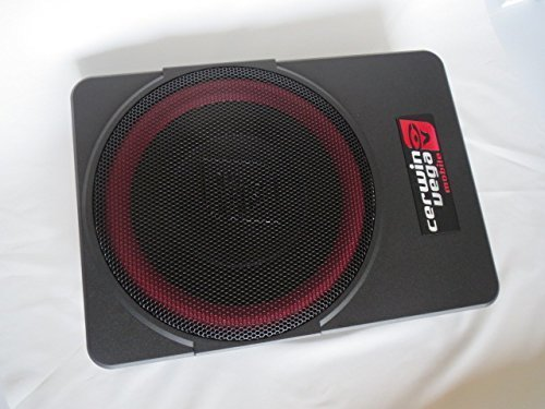 Buy 10 inch powered subwoofer car