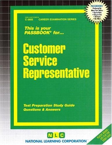 Customer Service Representative(Passbooks)