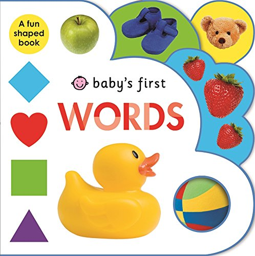 Words: Baby's First ebook
