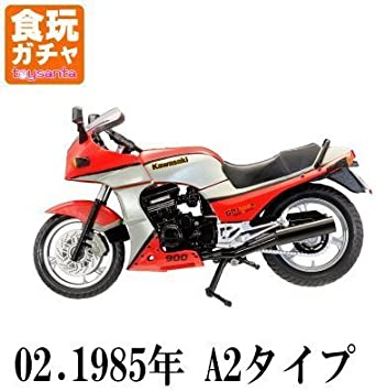 Amazon.com: Efutoizu Ftoys 1/24 Scale Vintage Bike kit Vol.1 ...