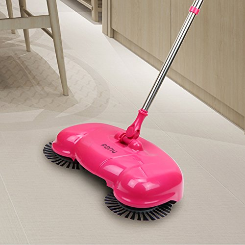Pony Lazy 3 in 1 Household Cleaning Hand Push…