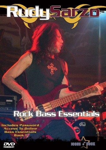 Bass Guitar Lessons: Rudy Sarzo Rock Bass Guitar Essentials how to play bass guitar -