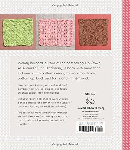 c30fdf10ca91 The Knitting All Around Stitch Dictionary  150 new stitch patterns ...